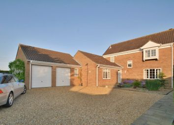 Thumbnail 4 bedroom detached house for sale in Rembrandt Way, St. Ives