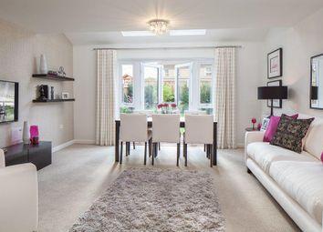 "Thumbnail 3 bed terraced house for sale in ""Knighton"" at Hamble Lane, Bursledon, Southampton"