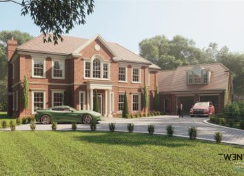 Thumbnail 7 bed detached house for sale in Devenish Road, Sunningdale, Ascot