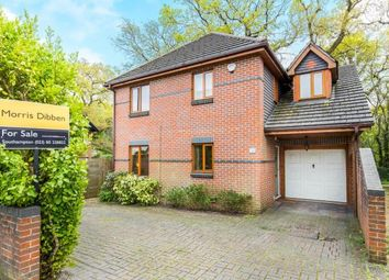 Thumbnail 4 bedroom detached house for sale in Bassett, Southampton, Hampshire