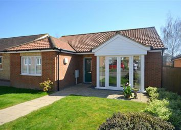 Thumbnail 2 bed bungalow for sale in Queen Anne Court, Quedgeley, Gloucester