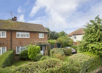 Thumbnail 3 bedroom semi-detached house for sale in Cobham Close, Canterbury