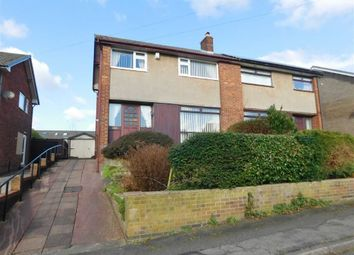 Thumbnail 3 bed semi-detached house for sale in Alderley Drive, Bredbury, Stockport