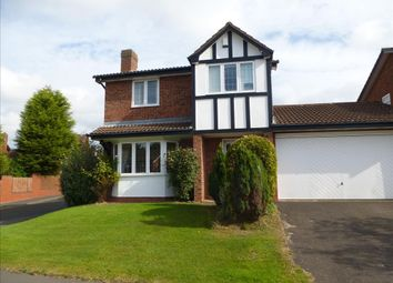 Thumbnail 4 bed detached house for sale in Fourfields Way, Arley, Coventry