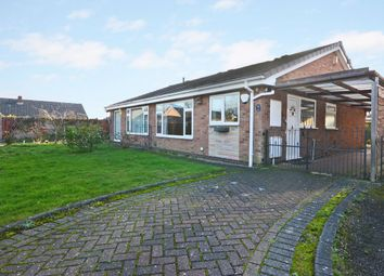 Thumbnail 2 bed semi-detached bungalow for sale in Silsden Grove, Meir