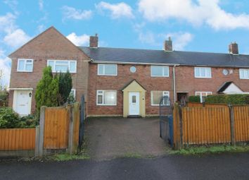 Thumbnail 3 bed mews house for sale in Highfield Close, Blythe Bridge, Stoke-On-Trent