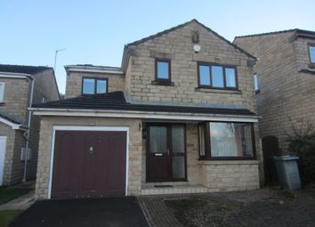 Thumbnail 4 bed detached house to rent in Ayres Drive, Cowlersley, Huddersfield