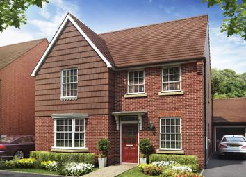 "Thumbnail 4 bed detached house for sale in ""Holden"" at Southfleet Road, Swanscombe"