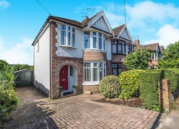 Thumbnail 3 bed semi-detached house for sale in Montalt Road, Coventry