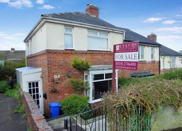 Thumbnail 3 bed terraced house for sale in Helmton Road, Woodseats, Sheffield