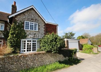 Thumbnail 3 bed semi-detached house to rent in The Street, Westmeston