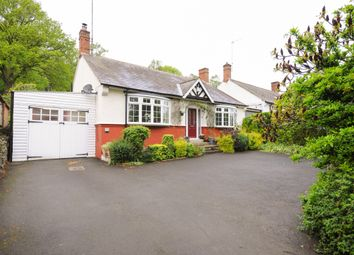 Thumbnail 2 bed detached bungalow for sale in Handley Road, New Whittington, Chesterfield