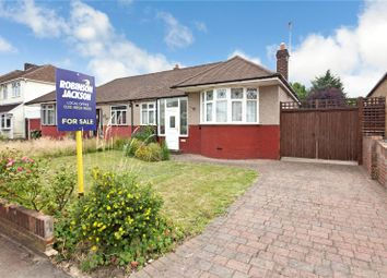 Thumbnail 2 bed bungalow for sale in Lingfield Crescent, Falconwood, London