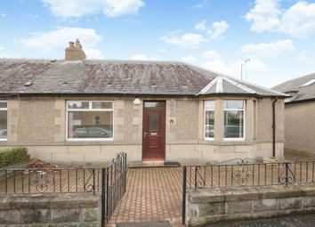 Thumbnail 3 bed semi-detached bungalow for sale in 95 Dobbies Road, Bonnyrigg