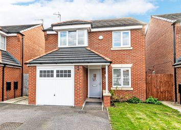 Thumbnail 3 bed detached house for sale in Wedgwood Drive, The Heath, Warrington