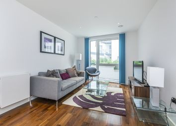 Thumbnail 1 bed flat to rent in John Donne Way, London