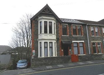 Thumbnail 2 bed flat to rent in Rickards Street, Pontyprid