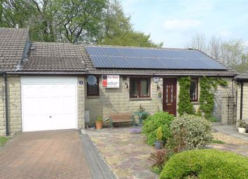 Thumbnail 2 bedroom semi-detached bungalow for sale in Silverlands Close, Buxton, Derbyshire