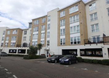 Thumbnail 1 bedroom flat for sale in Admirals Way, Gravesend