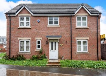 Thumbnail 4 bedroom detached house for sale in Blyton Lane, Salford, Manchester, Greater Manchester