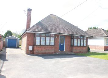 Thumbnail 3 bed detached bungalow for sale in Botley Road, West End, Southampton