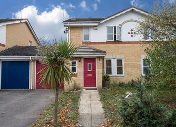 Thumbnail 4 bedroom semi-detached house for sale in Ware Point Drive, London