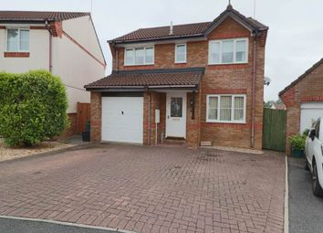 Thumbnail 4 bed detached house for sale in Wester-Moor Drive, Roundswell, Barnstaple