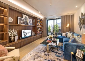 Thumbnail 3 bed flat for sale in Carey Street, London