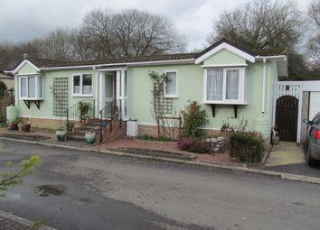 Thumbnail 2 bed mobile/park home for sale in Clock Inn Park (Ref 5524), Devizes, Wiltshire