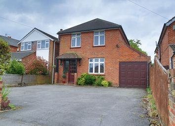 Thumbnail 4 bed detached house to rent in Wellington Road, Sandhurst