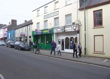Thumbnail Retail premises for sale in Main Street, Pembroke, Pembrokeshire
