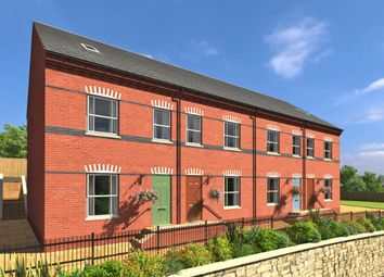 Thumbnail 3 bed town house for sale in Hansons View, Kimberley, Nottingham
