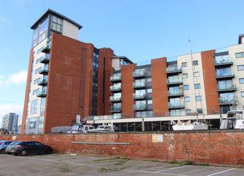 Thumbnail 1 bedroom flat for sale in Corprolite Street, Ipswich, Suffolk