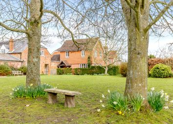 Thumbnail 4 bed semi-detached house for sale in Westridge Road, Highclere, Newbury, Berkshire