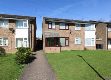 Thumbnail 3 bed semi-detached house for sale in Chestnut Close, Wymington, North Beds
