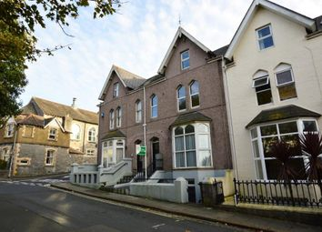 Thumbnail 1 bed flat to rent in Napier Terrace, Plymouth, Devon