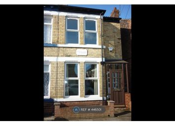 Thumbnail 2 bed end terrace house to rent in Hardy Street, Hull