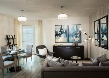 Thumbnail 2 bed flat for sale in Burlington Lane, Chiswick