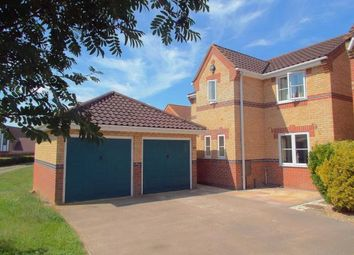 Thumbnail 3 bed detached house for sale in Dussindale, Norwich, Norfolk