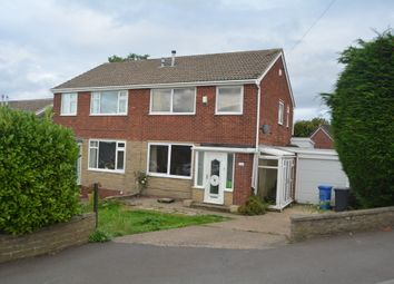 Thumbnail 3 bed semi-detached house for sale in Blackthorn Close, High Green