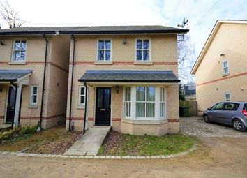 Thumbnail 3 bed property to rent in Fulbourn Old Drift, Cherry Hinton, Cambridge