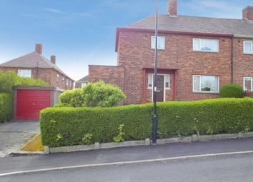 Thumbnail 3 bed semi-detached house for sale in Basegreen Place, Basegreen, Sheffield