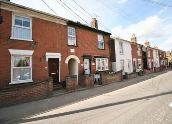 Thumbnail 3 bed terraced house for sale in Colne Road, Brightlingsea, Colchester