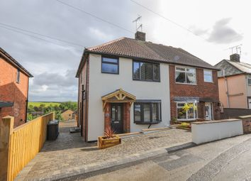 Thumbnail 3 bed semi-detached house for sale in Handley Road, New Whittington, Chesterfield