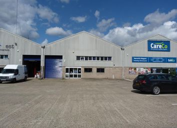 Thumbnail Light industrial to let in Unit 7, Marriot Close, City Trading Estate, Norwich