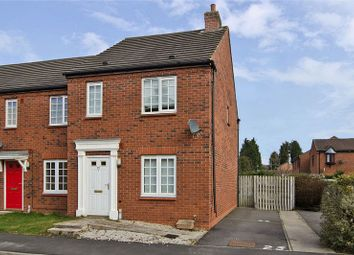 Thumbnail 3 bed property for sale in Rogerson Road, Fradley, Lichfield