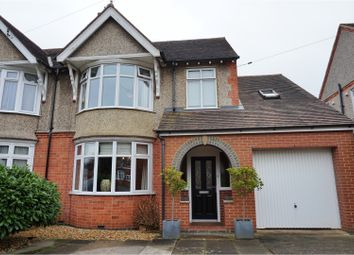 Thumbnail 4 bed semi-detached house for sale in Northampton Road, Wellingborough