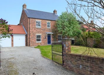 Thumbnail 4 bed detached house to rent in Back Lane, Whixley, York