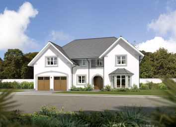 "Thumbnail 4 bedroom detached house for sale in ""Gordon"" at Crathes, Banchory"