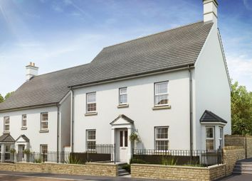 "Thumbnail 4 bed detached house for sale in ""Thornbury"" at Bevans Lane, Pontrhydyrun, Cwmbran"